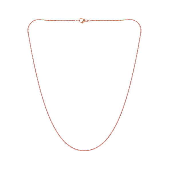 Ultra Thin Snake Chain - Choker