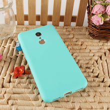 Silicone Case For Xiaomi Redmi 5 Plus