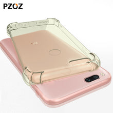 Luxury TPU Soft Xiaomi MI A1 Case