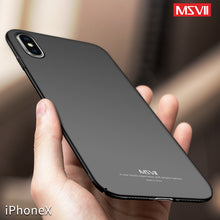 iPhone X Ultra Thin Slim Case