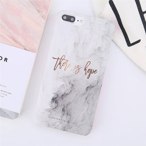 Ultra Thin Matte PC Case For iPhone 8