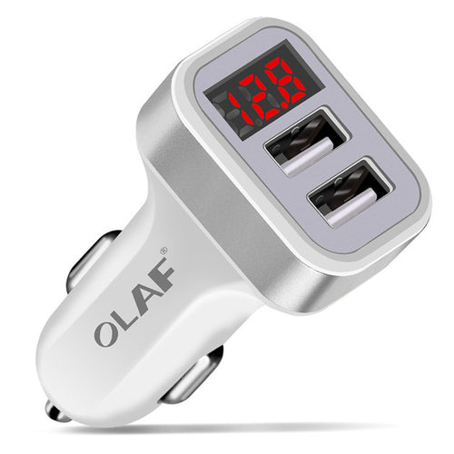 2 Ports USB Output Car Charger