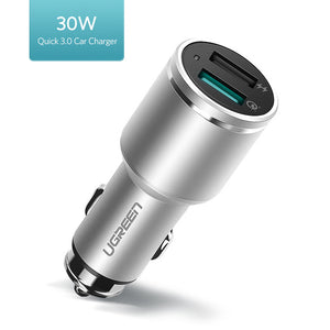 Quick Charge 3.0 USB Car-Charger