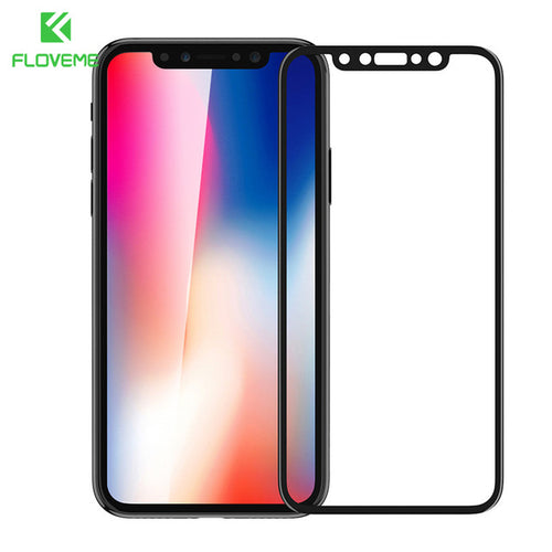 Full Cover Screen Protector For iPhone X