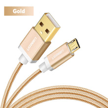 Nylon Micro USB Cable 2A