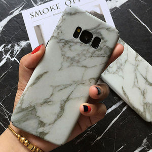 Marble Case For Samsung Galaxy S8