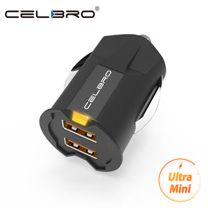 USB Car Charger Adapter 2A