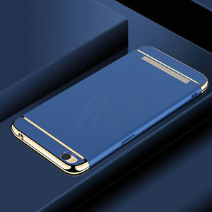 Luxury PC Hard Shockproof Case For Xiaomi Redmi 5 Plus