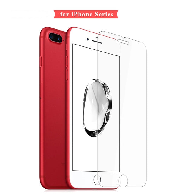 9H Premium Tempered Glass for iPhone 5s