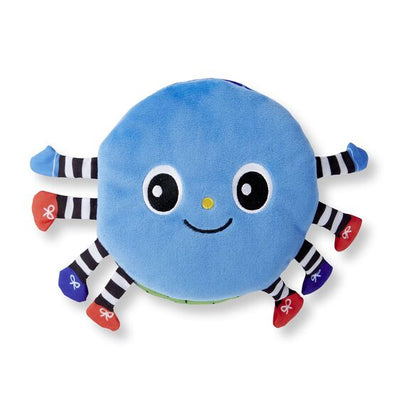 Soft Activity Book - Itsy-Bitsy Spide