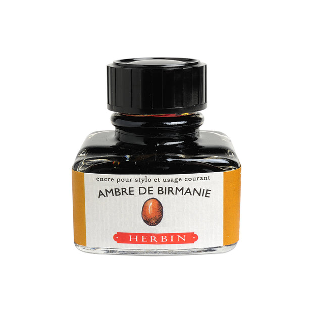 Herbin Ink - Ambre de Birmanie - 30ml Bottled Ink