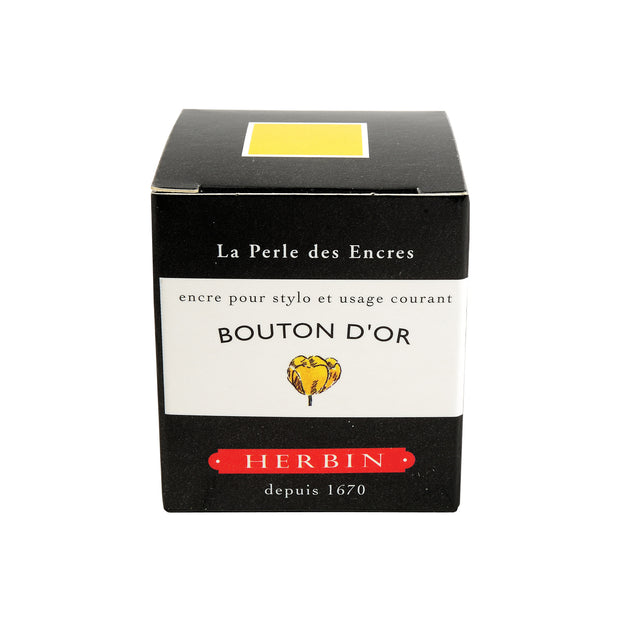Herbin Ink - Bouton d'Or - 30ml Bottled Ink