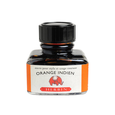 Herbin Ink - Orange Indien - 30ml Bottled Ink