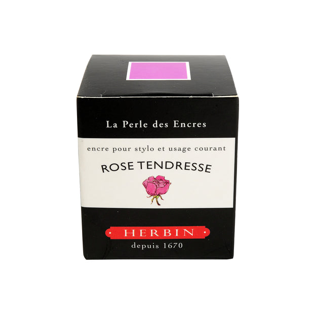 Herbin Ink - Rose Tendresse - 30ml Bottled Ink