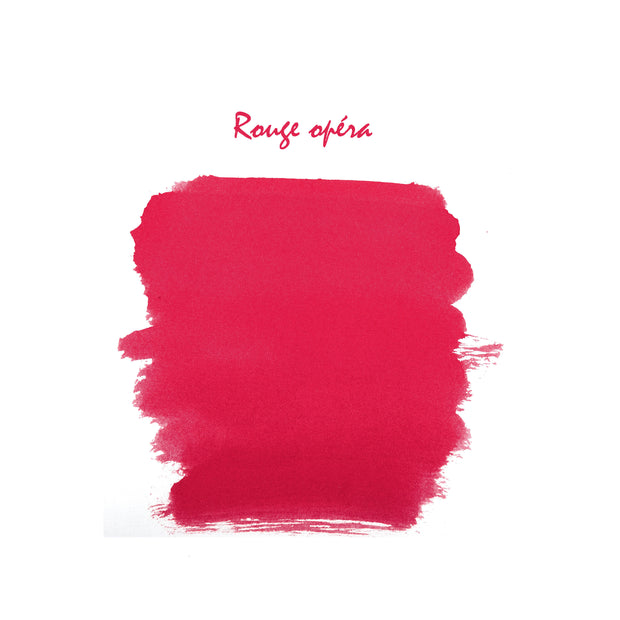 Herbin Ink - Rouge Opera - 30ml Bottled Ink