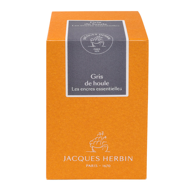 Jacques Herbin Essential - Gris De Houle - 50ml Bottled Ink