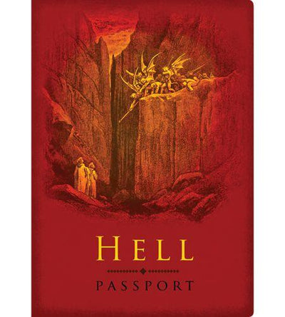 Hell Passport Notebook