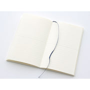 Midori MD Notebook - Ruled - B6 Slim