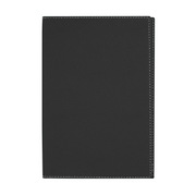 Quo Vadis Scholar - Club Cover - Black