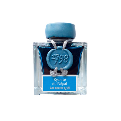 Herbin 1798 Ink - Kyanite du Nepal - 50ml Bottled Ink