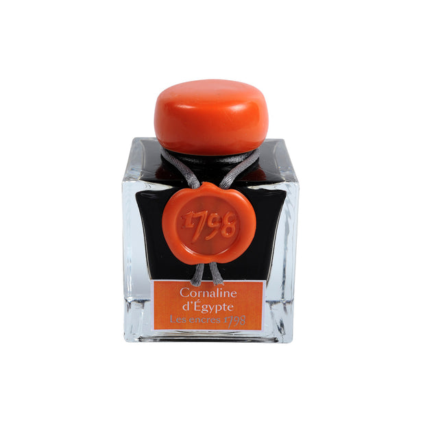 Herbin 1798 Ink - Cornaline d'Egypte - 50ml Bottled Ink