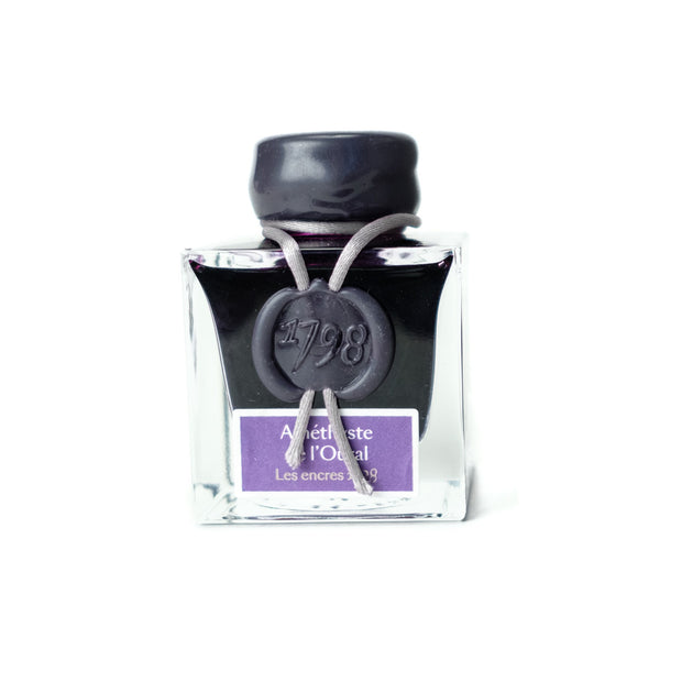 Herbin 1798 Ink - Amethyste de L'Oural - 50ml Bottled Ink