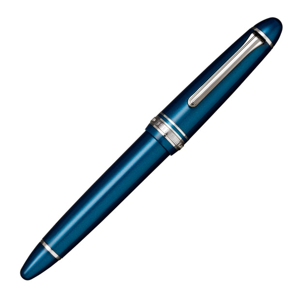 Sailor 1911 Large Fountain Pen - Stormy Blue