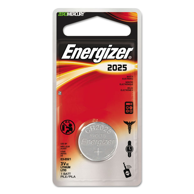 2025 LITHIUM COIN BATTERY, 3V