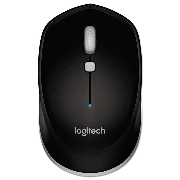 M535 BLUETOOTH MOUSE, 2.45 GHZ FREQUENCY/30 FT WIRELESS RANGE, RIGHT HAND USE, BLACK
