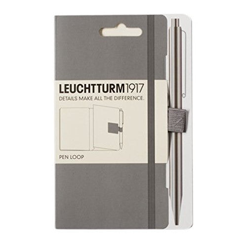 Leuchtturm Pen Loop - Anthracite