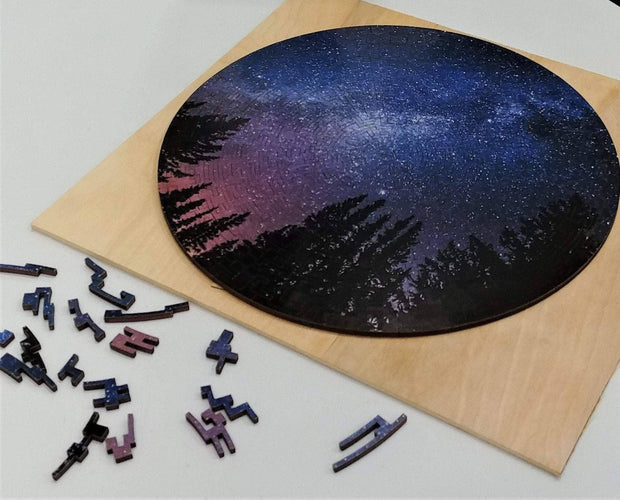 Milky Way at Night Jigsaw Puzzle - 330 Pieces