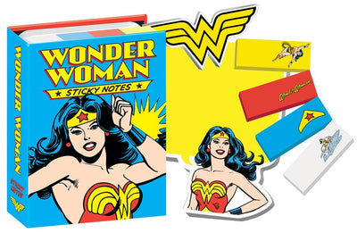 Wonder Woman Sticky Notes