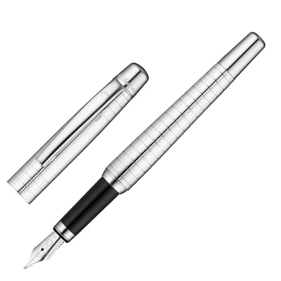 Waldmann Concorde Fountain Pen - Square