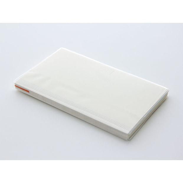 Midori MD Notebook Clear Cover - B6 Slim