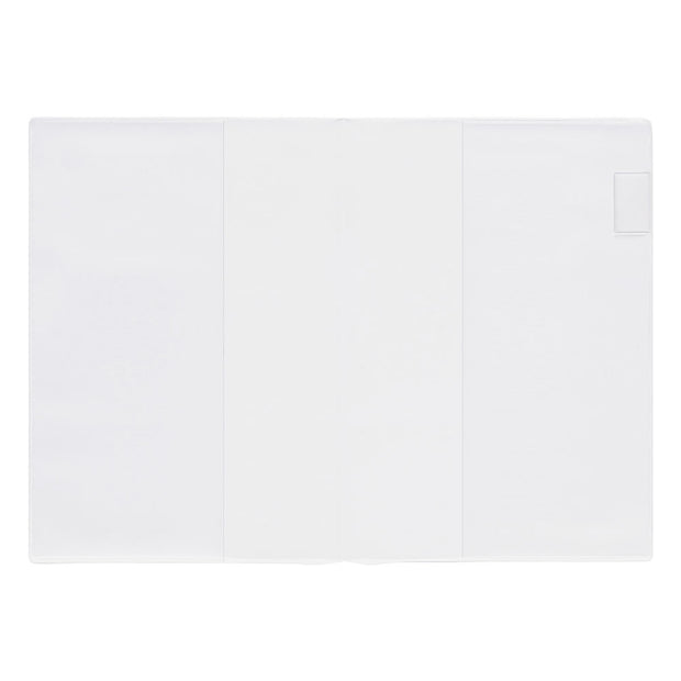 Midori MD Notebook Clear Cover - A5