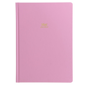 Letts Icon 5 Year Diary - A5 Size - Pink