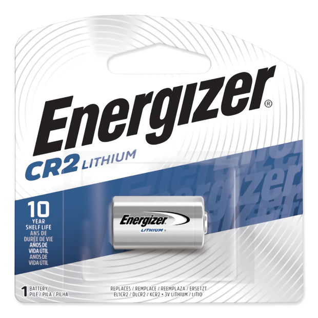 CR2 LITHIUM PHOTO BATTERY, 3V