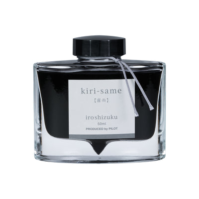 Pilot Iroshizuku Kiri-same 50ml Bottled Ink