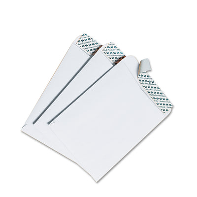 REDI-STRIP CATALOG ENVELOPE, #1, CHEESE BLADE FLAP, REDI-STRIP CLOSURE, 6 X 9, WHITE, 100/BOX
