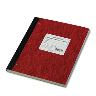 DUPLICATE LABORATORY NOTEBOOKS, QUADRILLE, 11 X 9 1/4, ASSORTED, 200 SHEETS