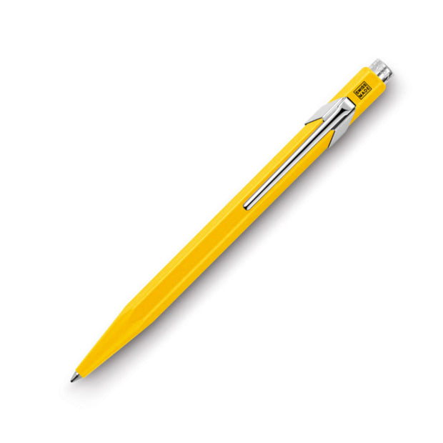 Caran d'Ache 849 Metal Ballpoint Pen - Yellow