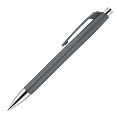 Caran d'Ache 888 Infinite Ballpoint Pen - Charcoal Grey