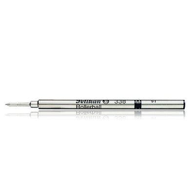 Pelikan 338 Black Rollerball Pen Refill Medium