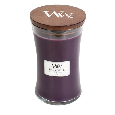 WoodWick Large Hourglass Candle - Fig