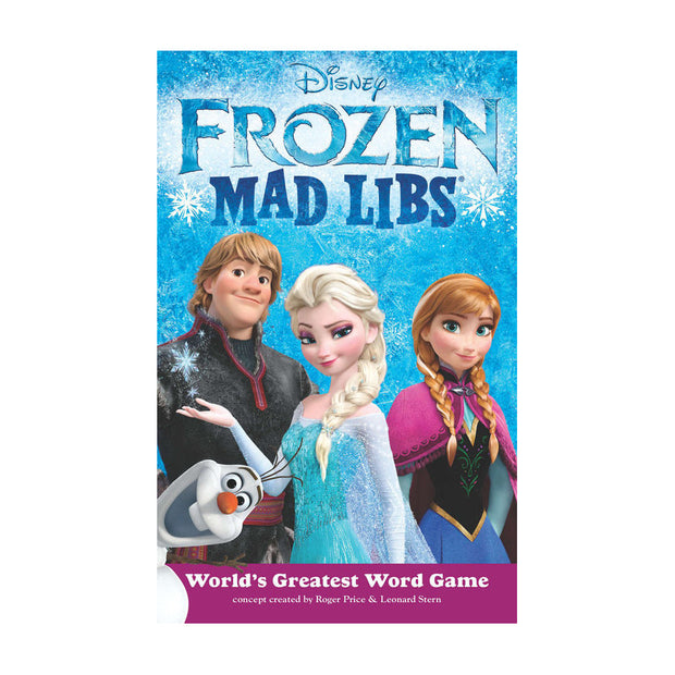 Mad Libs - Frozen