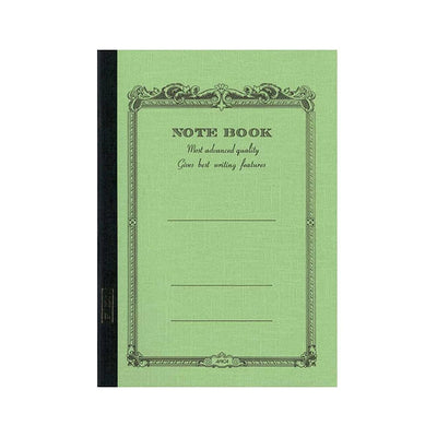 Apica CD-11 Notebook - Green - Ruled - A5