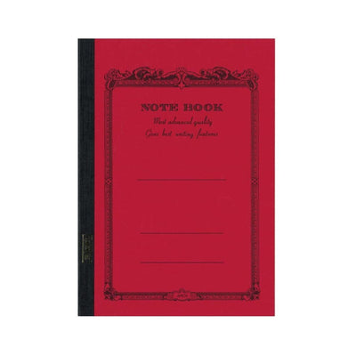 Apica CD-11 Notebook - Red - Ruled - A5