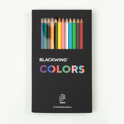 Blackwing: Colored Pencils (12 pack)