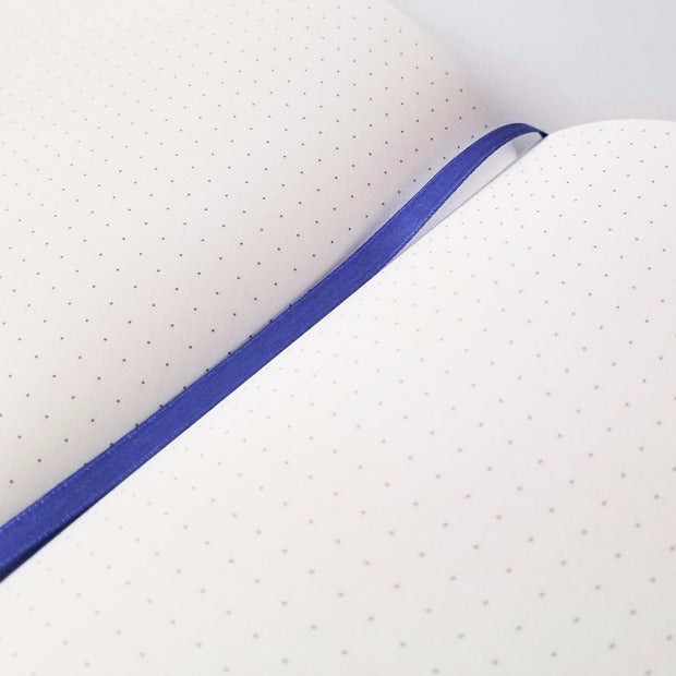 Blackwing Medium Slate Notebook - Palomino Blue - Dot