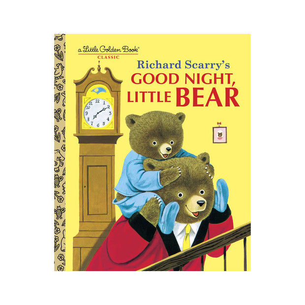 Little Golden Book - Good Night Little Bear
